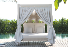Heart Daybed