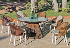 New 2018 Garden Dining Sets