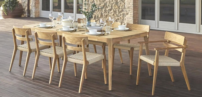 Point 1920 Paralel Dining Set