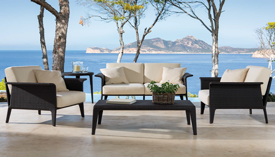 Point 1920 Arc Garden Furniture Altea