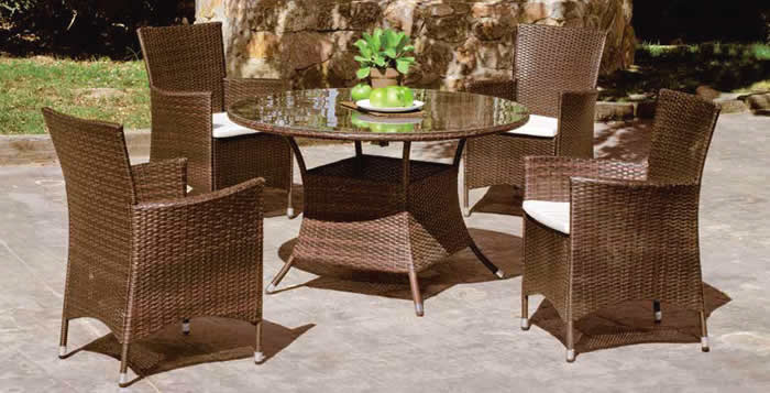Bergamo 120 Dining Set Offer