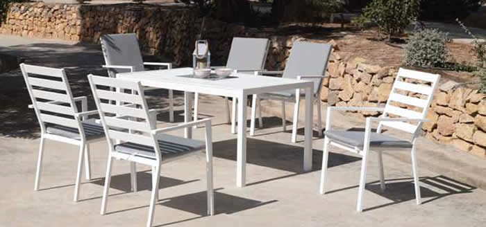 Palma 150cm Dining set offer