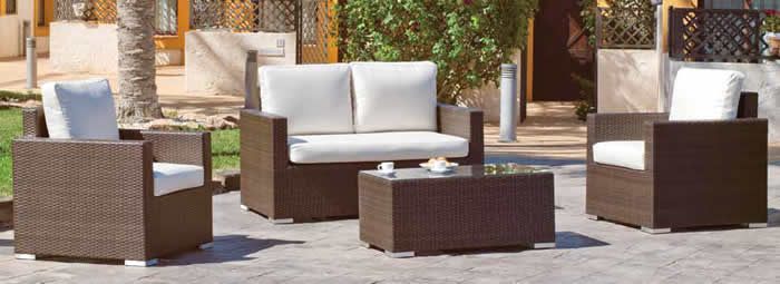 Rosella 7 Rattan Sofa Set Offer